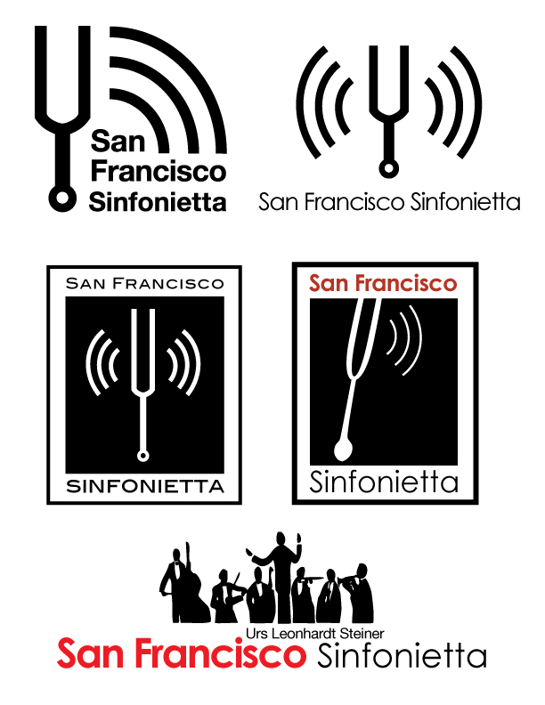 San Francisco Sinfonietta Logo