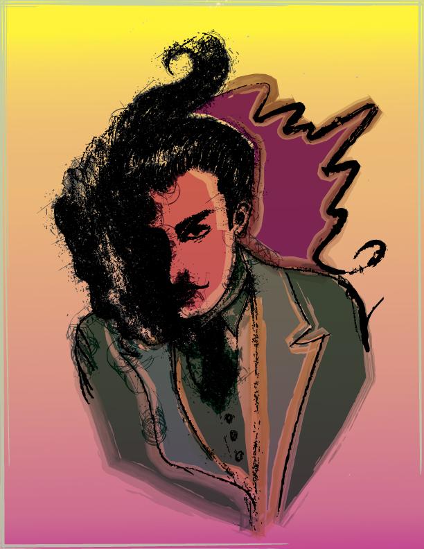Dali Illustration, Graziela Camacho, Graphic Designer