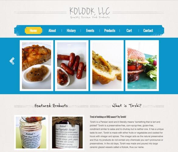 Kolook Home Page thumb