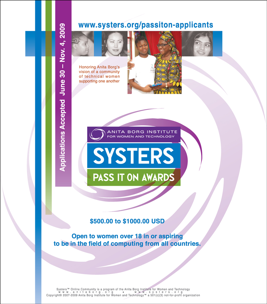 Systers Poster